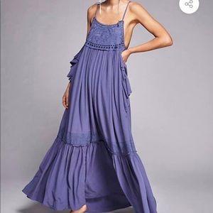 Free People Elaine Boho Maxi Dress